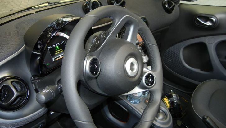 Nuova Smart Fortwo Cabrio: il nostro test drive - Foto 22 di 44