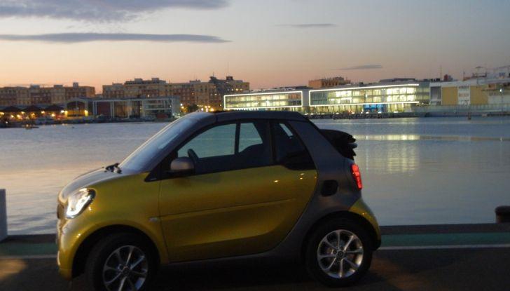 Nuova Smart Fortwo Cabrio: il nostro test drive - Foto 29 di 44