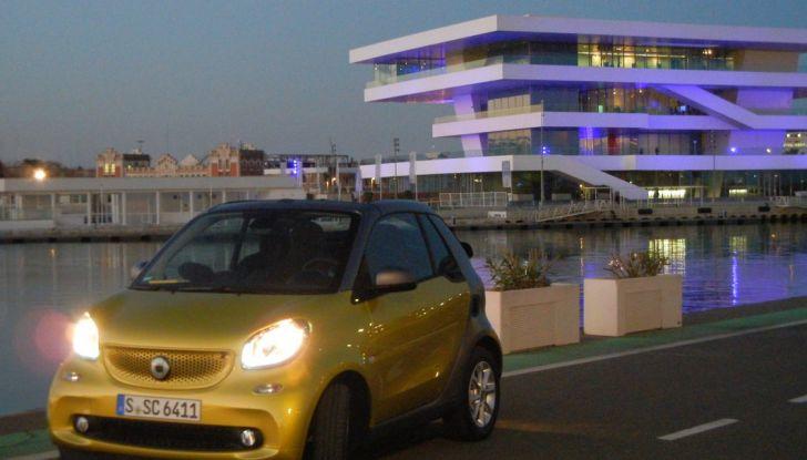 Nuova Smart Fortwo Cabrio: il nostro test drive - Foto 30 di 44