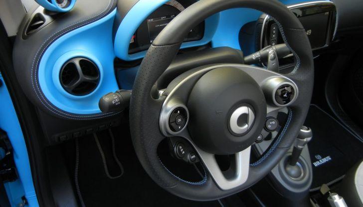 Nuova Smart Fortwo Cabrio: il nostro test drive - Foto 40 di 44