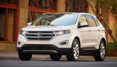La Gamma SUV di Ford ottiene i migliori risultati di sempre nel 2019