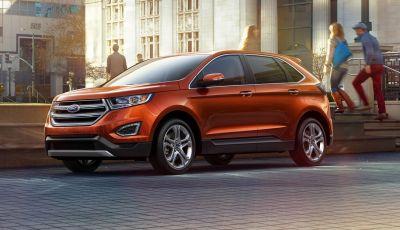 Ford Edge: un nuovo SUV elegante e tecnologico