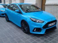 Nuova Ford Focus RS equipaggiata in esclusiva con pneumatici MICHELIN