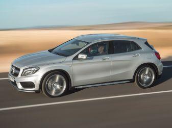 Mercedes - GLA