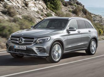 Mercedes - GLC