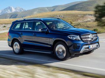 Mercedes - GLS