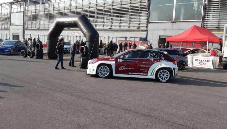 Giulietta Romeo Ferraris all'Autodromo di Monza - Foto 6 di 10