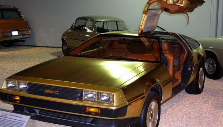 Grande Giove! La DeLorean ritorna in produzione - Foto 12 di 12