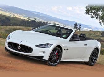 Maserati - Grancabrio