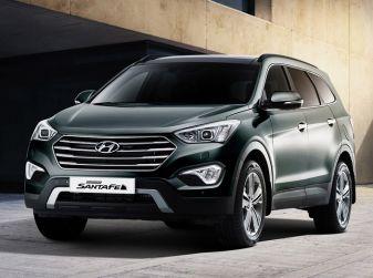 Hyundai - Grand Santa Fe