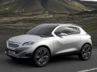 Peugeot - HR1