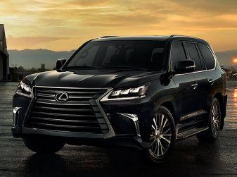Lexus - LX