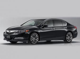 Honda - Legend