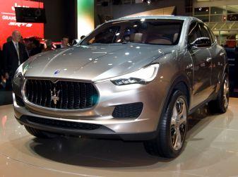 Maserati - Levante