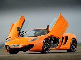 McLaren - MP4-12C
