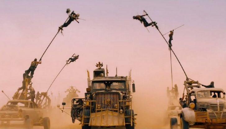 Mad Max: Fury Road vincerà almeno 4 Oscar agli Academy Awards 2016 - Foto 13 di 15