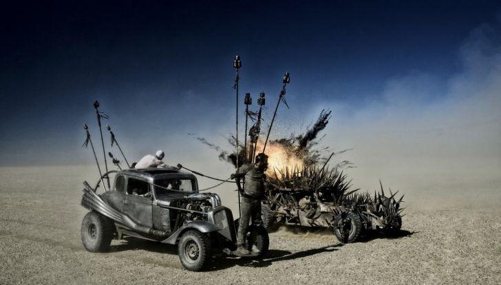 Mad Max: Fury Road vincerà almeno 4 Oscar agli Academy Awards 2016 - Foto 5 di 15