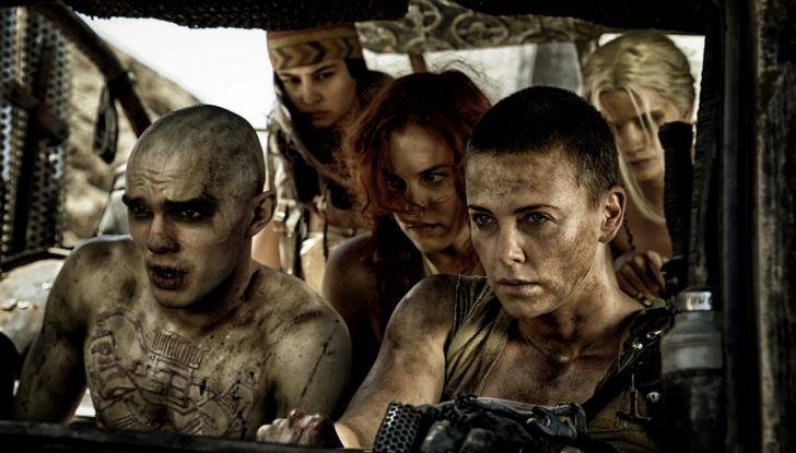 Mad Max: Fury Road vincerà almeno 4 Oscar agli Academy Awards 2016 - Foto 1 di 15