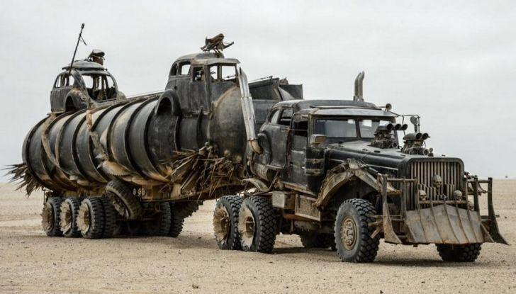 Mad Max: Fury Road vincerà almeno 4 Oscar agli Academy Awards 2016 - Foto 11 di 15