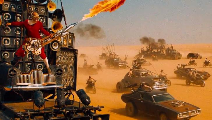 Mad Max: Fury Road vincerà almeno 4 Oscar agli Academy Awards 2016 - Foto 3 di 15