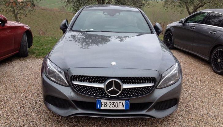 Mercedes Classe C Coupé, prova su strada e caratteristiche tecniche - Foto 5 di 10