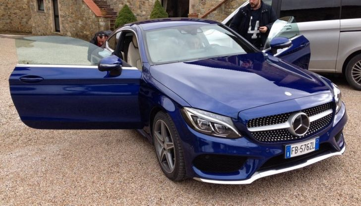Mercedes Classe C Coupé, prova su strada e caratteristiche tecniche - Foto 2 di 10