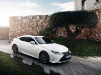 Lexus RC Hybrid pronta al lancio