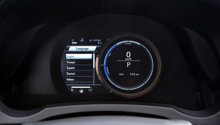 Lexus RC Hybrid pronta al lancio - Foto 12 di 12