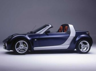 Smart - Roadster