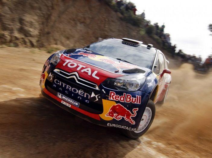 Sébastien Loeb Rally EVO arriva su Steam, Xbox One e PlayStation 4 - Foto 1 di 4