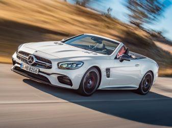 Mercedes - SL