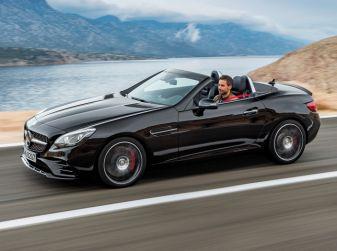 Mercedes - SLC