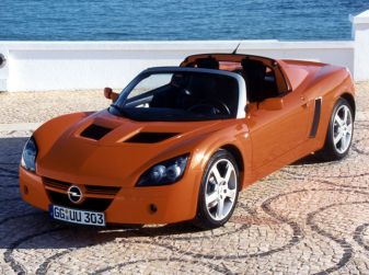 Opel - Speedster