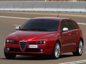 Alfa Romeo - Sportwagon