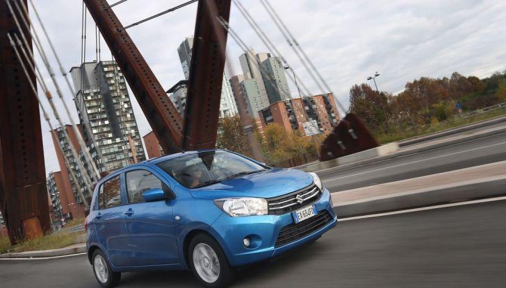Suzuki Celerio e Swift, il cambio automatico arriva su tutta la gamma - Foto 2 di 17
