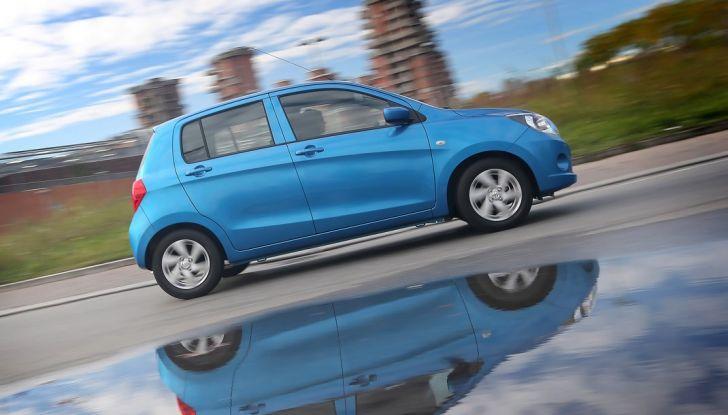 Suzuki Celerio e Swift, il cambio automatico arriva su tutta la gamma - Foto 3 di 17