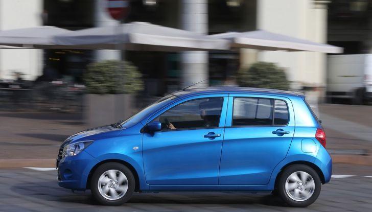 Suzuki Celerio e Swift, il cambio automatico arriva su tutta la gamma - Foto 1 di 17