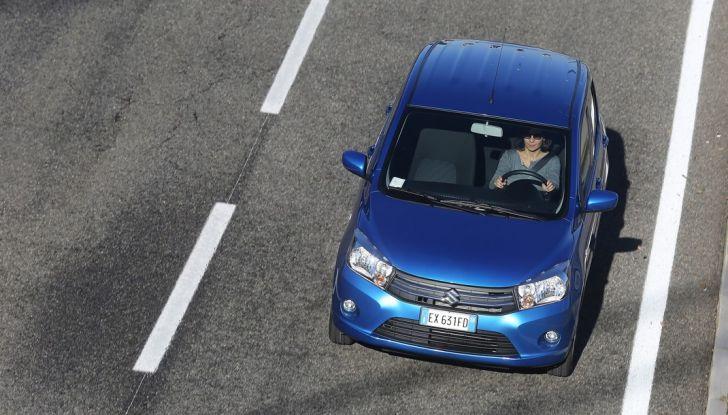 Suzuki Celerio e Swift, il cambio automatico arriva su tutta la gamma - Foto 4 di 17