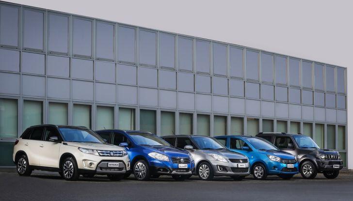 Suzuki Celerio e Swift, il cambio automatico arriva su tutta la gamma - Foto 5 di 17