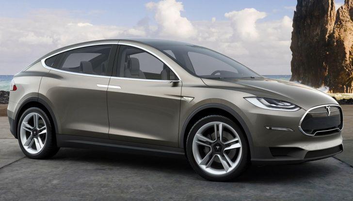 Tesla Model X è ora vegan-friendly - Foto 3 di 6