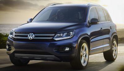 Volkswagen Tiguan 2015, nuovi motori e listino prezzi