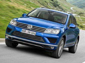 Volkswagen - Touareg