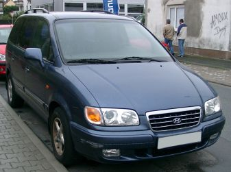 Hyundai - Trajet
