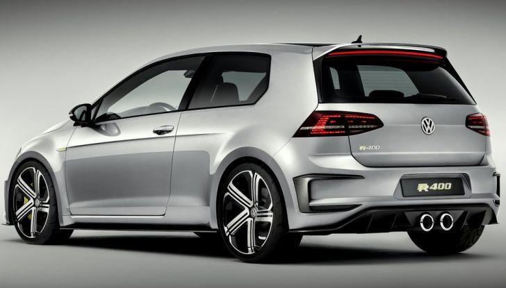 Volkswagen Golf: a Ginevra con il lifting - Foto 3 di 10