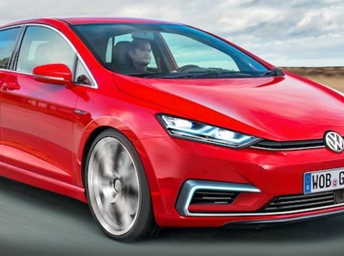 Volkswagen Golf: a Ginevra con il lifting