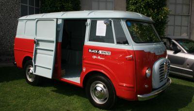 Alfa Romeo Romeo, il van del Biscione chiamato anche Autotutto o T10