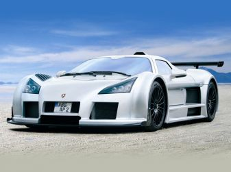 Gumpert - Apollo