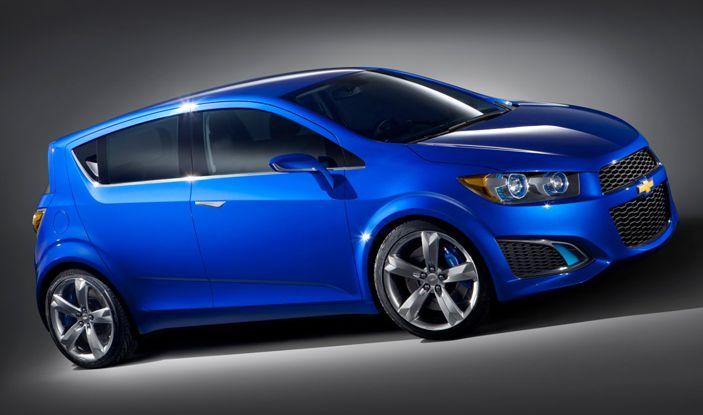 Chevrolet Aveo Prezzo Opinioni E Test Drive Infomotori