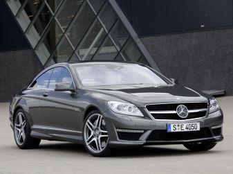 Mercedes - CL