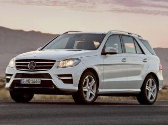 Mercedes - Classe M